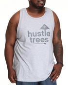 LRG - Core Collection Hustle Trees Tank Top (B&T)