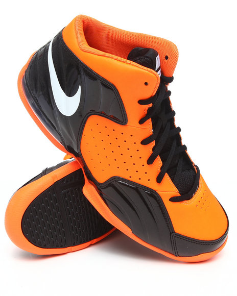 Nike Men Black,Orange Air Max Posterize Sneakers