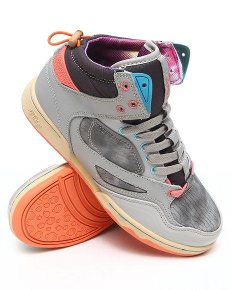Pastry Women Grey Cosmic Mid Cool Sneaker