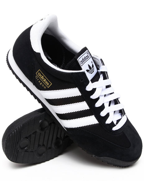Adidas - Men Black Dragon Sneakers