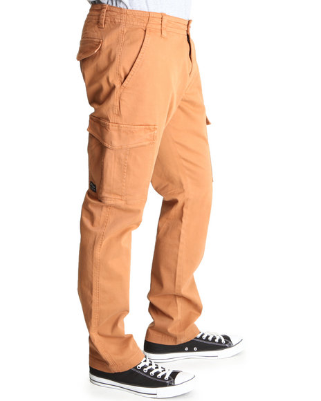 Fourstar Men Brown Collective Cargo Pants