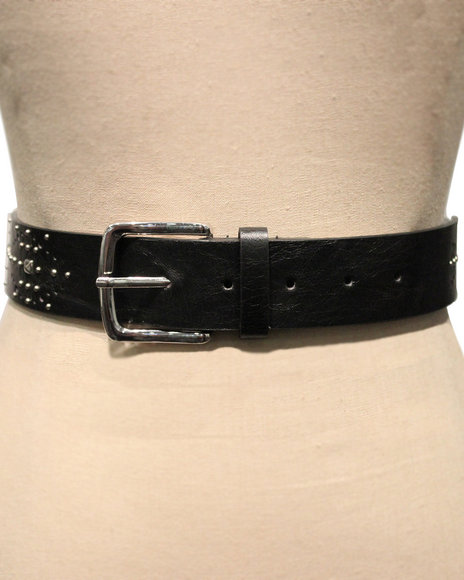 Rampage Belts Women Black 1 1/2