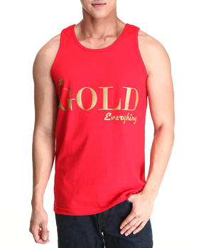 Community 54 Presents - All Gold Everything Tank