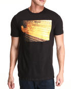 T-Shirts - Gold Bricks Tee-Shirt