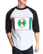 Shirts - Crossing Borders Raglan Tee