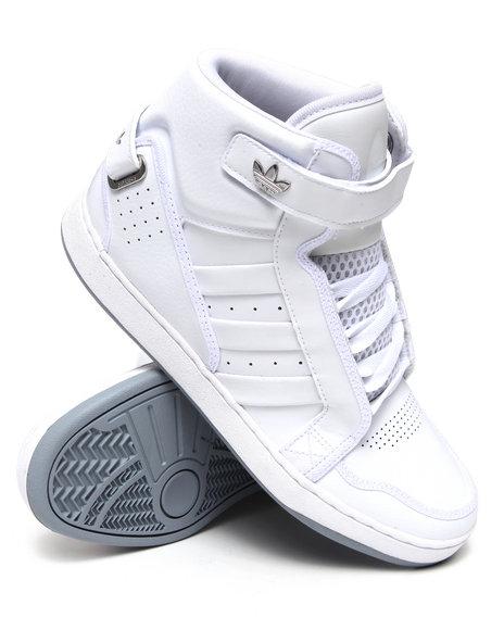 Adidas Men White Ar 3.0 Sneakers