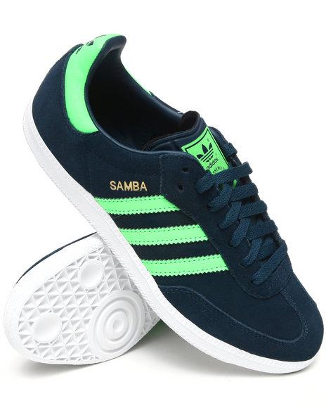 Adidas Men Multi Samba Sneakers
