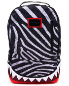 Sprayground - Zebra Shark Backpack