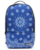 Sprayground - Bandana Blue Backpack