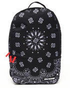 Sprayground - Bandana Black Backpack