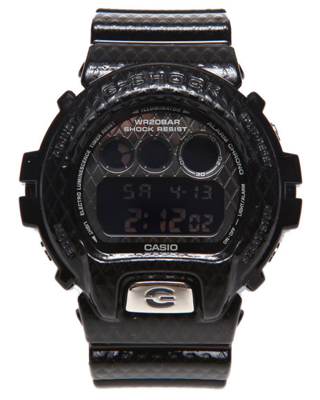 G-Shock By Casio Dw-6900Ds-1 Watch (Limited Edition) Black