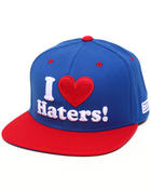 DGK - City Haters Snapback Cap