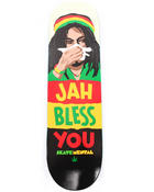 "The Skate Shop - Jah Bless You 8.5"" Skate Deck"