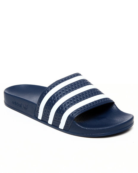 Adidas Men Navy Adilette Sandals