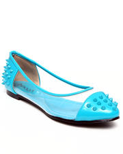 Fashion Lab - Frostine Spike Flats