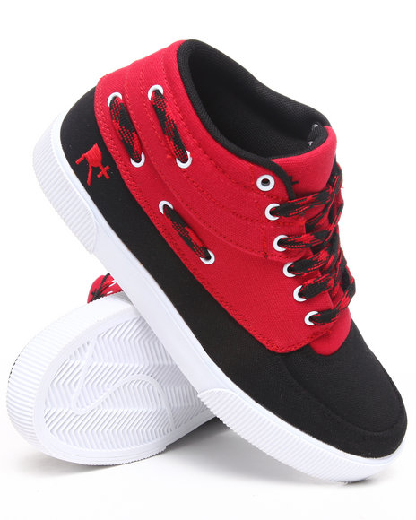 Rocawear Men Red Roc The Boat Sneakers