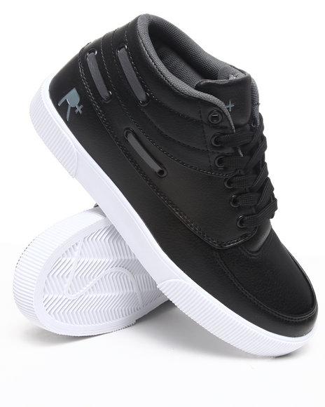 Rocawear Men Black,Grey Roc The Boat Sneakers