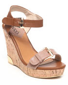 Women - Severina wedge w/ detail