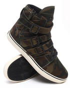 Footwear - Straight Jacket Sneakers