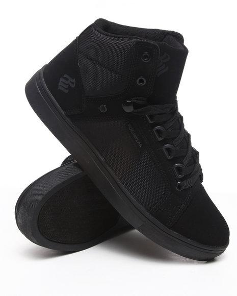 Rocawear Men Black City Roc Hi Sneakers