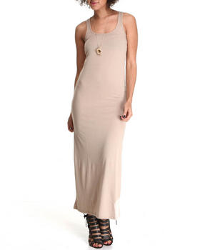 Fashion Lab - Racer Back Maxi Dress