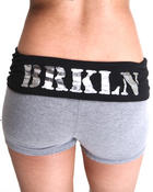 Shorts - Brooklyn Yoga Short