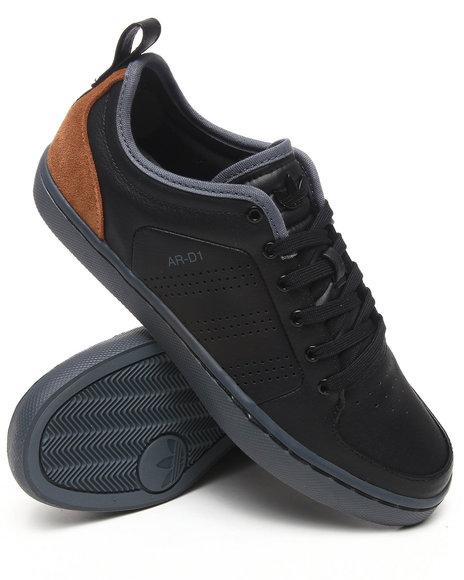 Adidas Men Black Ar D1 Lo Sneakers