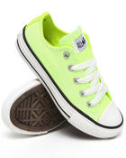 Boys - Neon Chuck Taylor All Star (11-3)