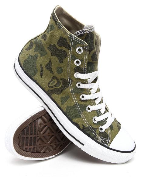 Converse Men Camo Chuck Taylor All Star Sneakers