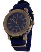 Jewelry & Watches - District Nylon Band Watch