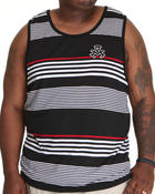 Akademiks - Sean Tank Top (B&T)