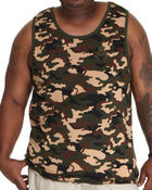 Akademiks - Block Ops Tank Top (B&T)
