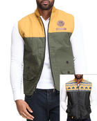 Vests - Diamond Tribe Reversible Vest