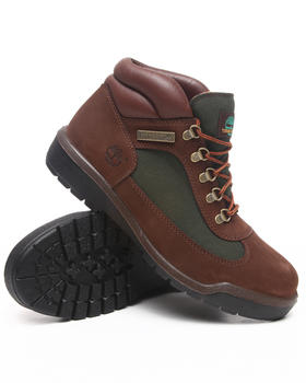 "Timberland - Timerland ICON Field Boots ""Beef and Broccoli"""