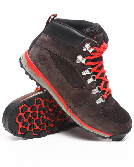 Timberland Men Brown Gt Scramble Boots