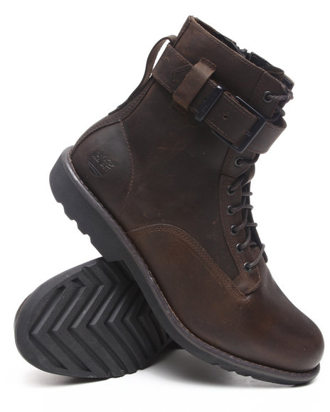 Timberland Men Olive Earthkeepers Rugged Escape Boots