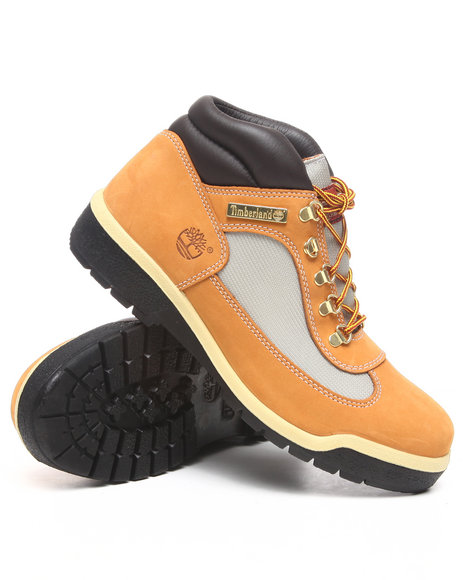 Timberland - Men Wheat Timerland Icon Field Boots