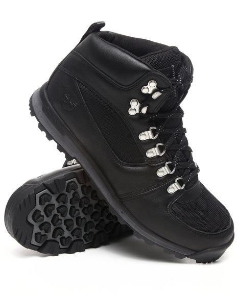 Timberland Men Black Gt Scramble Boots