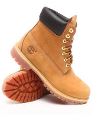 """Boots - 6"""" Wheat Premium Boots"""