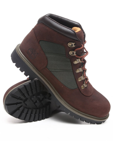 Timberland Men Brown Nm Camp Boots