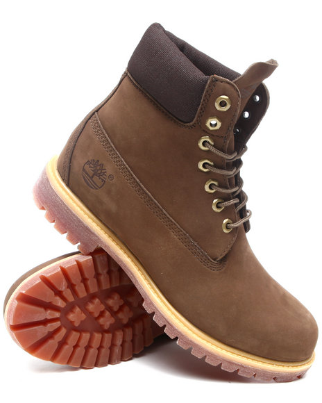 Timberland - Men Olive Timberland Icon 6
