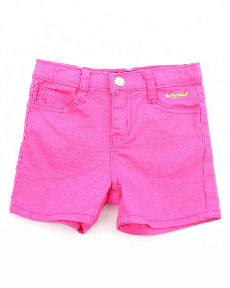 Baby Phat - TWILL SHORTS (INFANT)