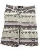 LRG - SALAMANDER BOARDWALK SHORT (2T-4T)