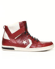 Sneakers - JV Weapon Burnished Perf Leather Sneakers
