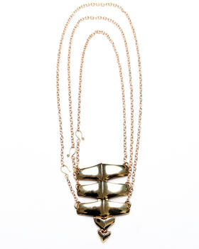 mettle - BACKBONE NECKLACE