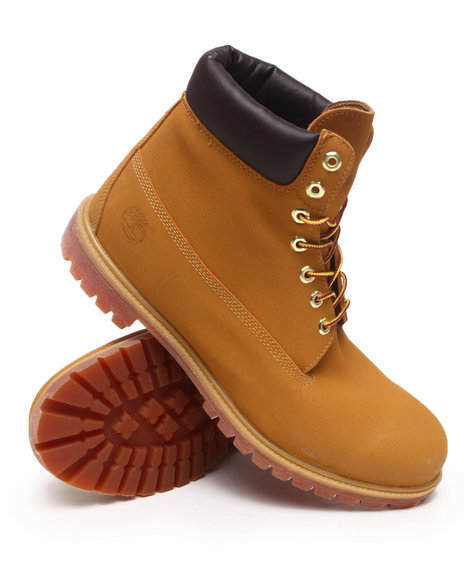 Timberland - Men Wheat 6 Inch Premium Scuffproof Boots