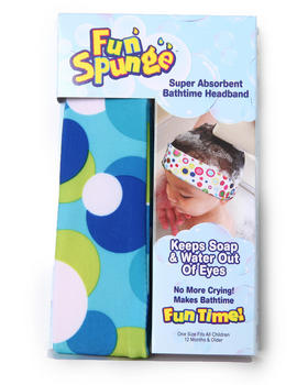 Arcade Styles - Fun Spunge protective baby abstract bubbles headband