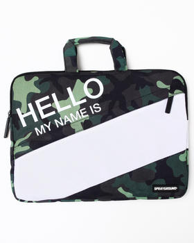 "Sprayground - Camo Hello 15"" Laptop Case"