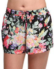 DJP Boutique - Floral Shorts
