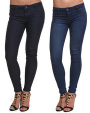 Denim - Reversible French Riviera Detour Denim Jeggings